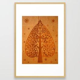 Bodhi Tree0504 Framed Art Print