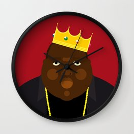 Notorious VIII Wall Clock