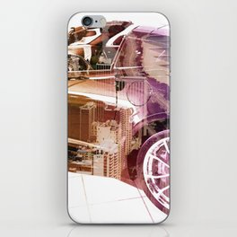 """Vette: Lakeshore Drive"" iPhone Skin"