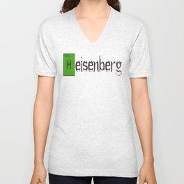 Heisenberg - Breaking Bad Unisex V-Neck