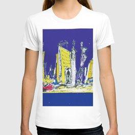 NEW YORK    by Kay Lipton T-shirt