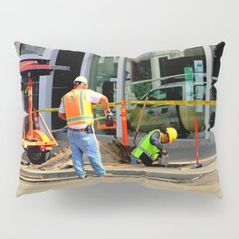 Give Or Take A Foot, Dig? Pillow Sham