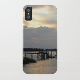 Hilton Head Island, Scripture iPhone Case