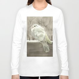 Spring dove Long Sleeve T-shirt