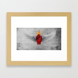 Sacred Heart Framed Art Print