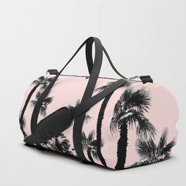 Tropical Palm Trees Dream #3 #tropic #decor #art #society6 Duffle Bag