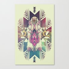 Tiger Chaman  Canvas Print