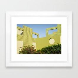 Bajamar Framed Art Print