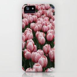 Springy Bulbs iPhone Case