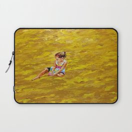 Abigail dreaming Laptop Sleeve