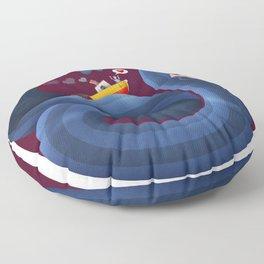 Conquer me Floor Pillow