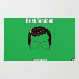 Brick Tamland: Weather Rug