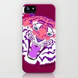 Pink Endangered iPhone Case