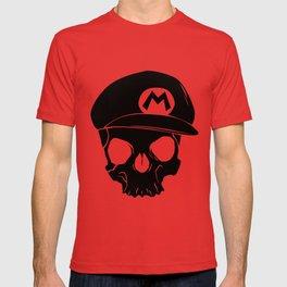 Mario fan til I die T-shirt