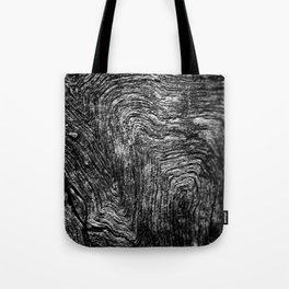 Arboreal Fingerprint. Tote Bag