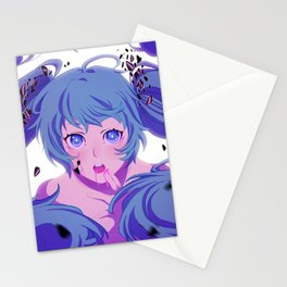 Ghost Rule Stationery Cards