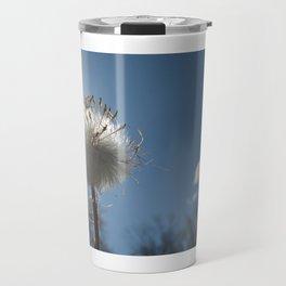 Puffball Sunshine Travel Mug