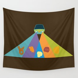 Scooby Gang Wall Tapestry