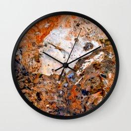 Water art 243 Wall Clock