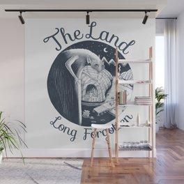 The Land Long Forgotten (w. text) Wall Mural