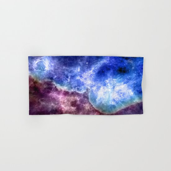 Wave of Neptune Hand & Bath Towel