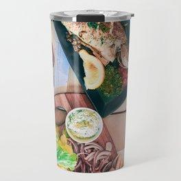 Beautiful Food by Shawn Ang Travel Mug