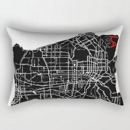 Los Angeles 1934 Rectangular Pillow
