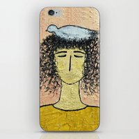 bride iPhone & iPod Skins featuring bride by Norah Al-Owain