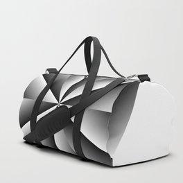 Metal Hexagram Duffle Bag