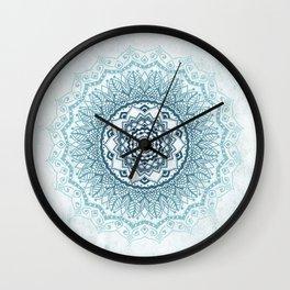 Frankfurter Mandala Wall Clock