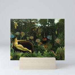 Henri Rousseau - The Dream Mini Art Print