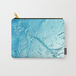 Bubble Trail Underwater Photo Carry-All Pouch