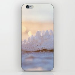 Bokeh and the Starfish iPhone Skin