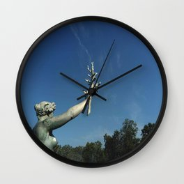 Monument aux girondins 2 Wall Clock