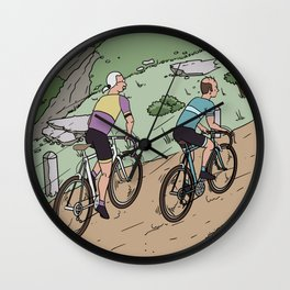 Race to the top Wall Clock