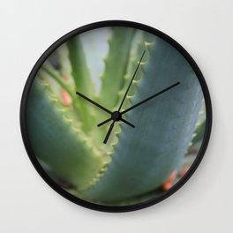 Aloe, it's me Wall Clock