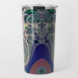 Fractal Abstract 94 Travel Mug