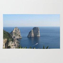 I Faraglioni di Capri Rug