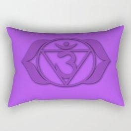 THIRD EYE CHAKRA Rectangular Pillow