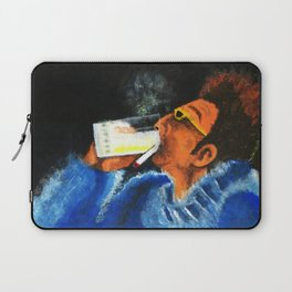 """""""HERE'S TO FEELIN' GOOD ALL THE TIME"""" Laptop Sleeve"""