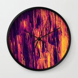 Boysenberry Wall Clock