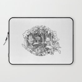 Disorderton (3D papercut) Laptop Sleeve