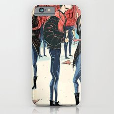 Hipster Party iPhone 6s Slim Case