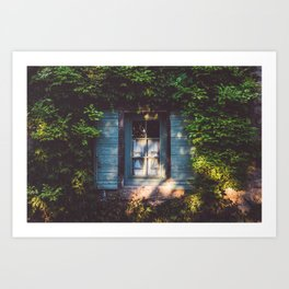 September - Landscape and Nature Photography Art Print