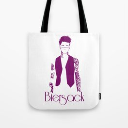 The Tattoos of Andy Biersack (2) Tote Bag