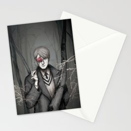Young hannibal lecter Stationery Cards