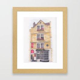 Sally Lunn's, Bath Framed Art Print