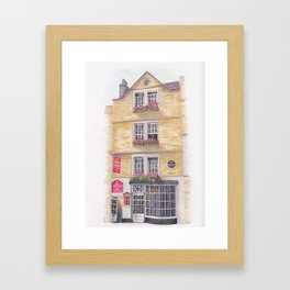 Sally Lunn's, Bath Framed Art Print