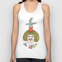 colombia Tank Tops featuring COLOMBIA - LOS CAFETEROS by 13pulsions