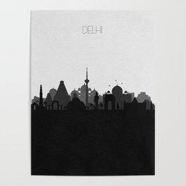 City Skylines: Delhi Poster